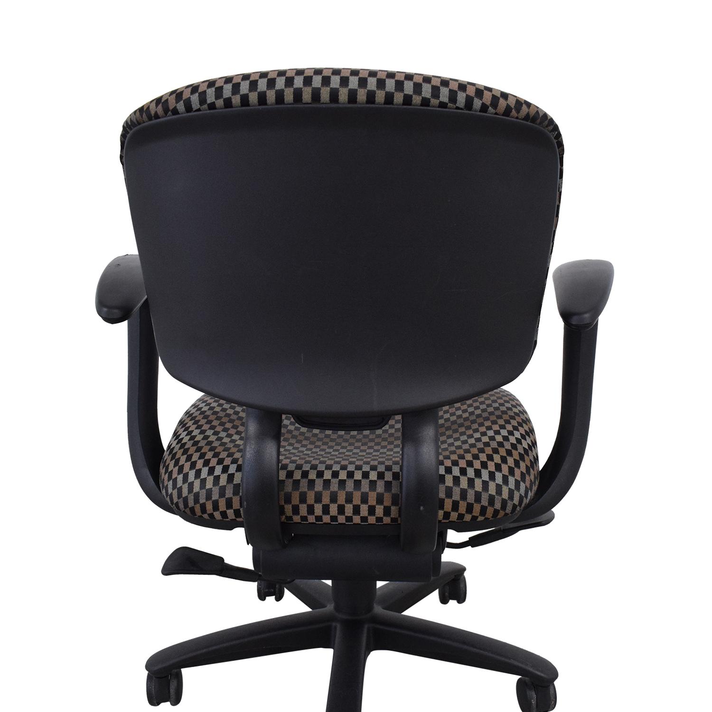 Haworth Haworth Improv Office Desk Chair pa