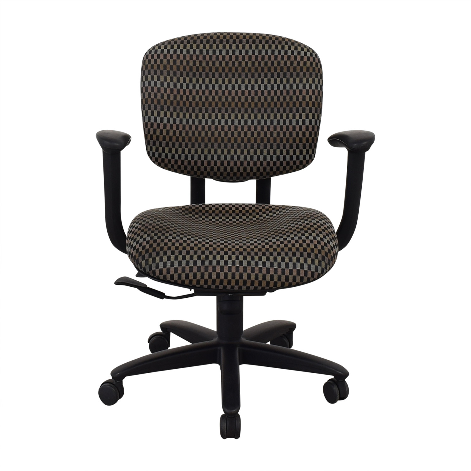 Haworth Haworth Improv Office Desk Chair dimensions