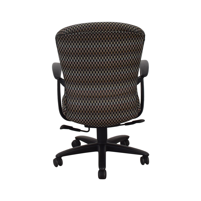 Haworth Haworth Improv Office Desk Chair second hand