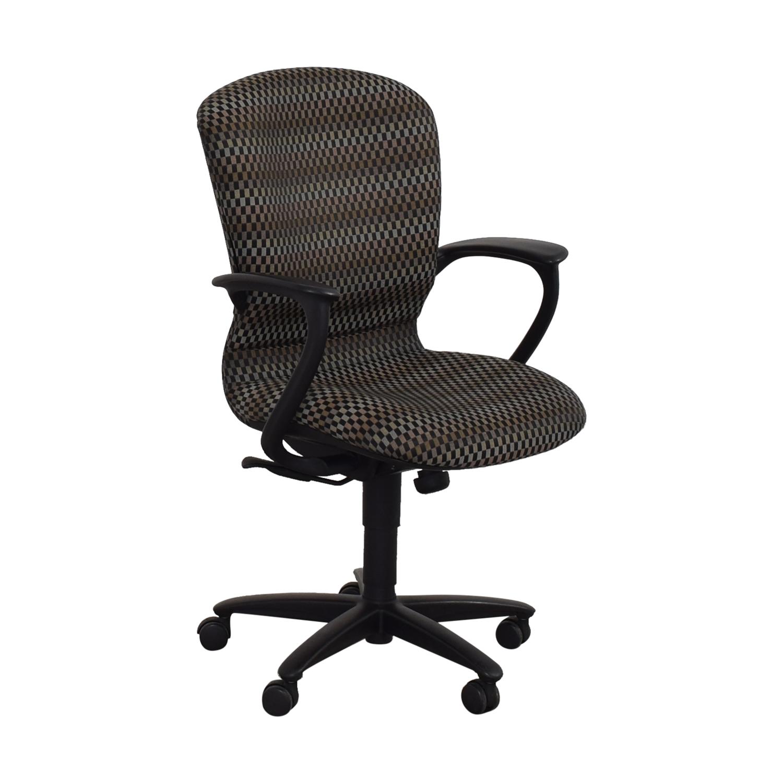 shop Haworth Improv Office Desk Chair Haworth Home Office Chairs