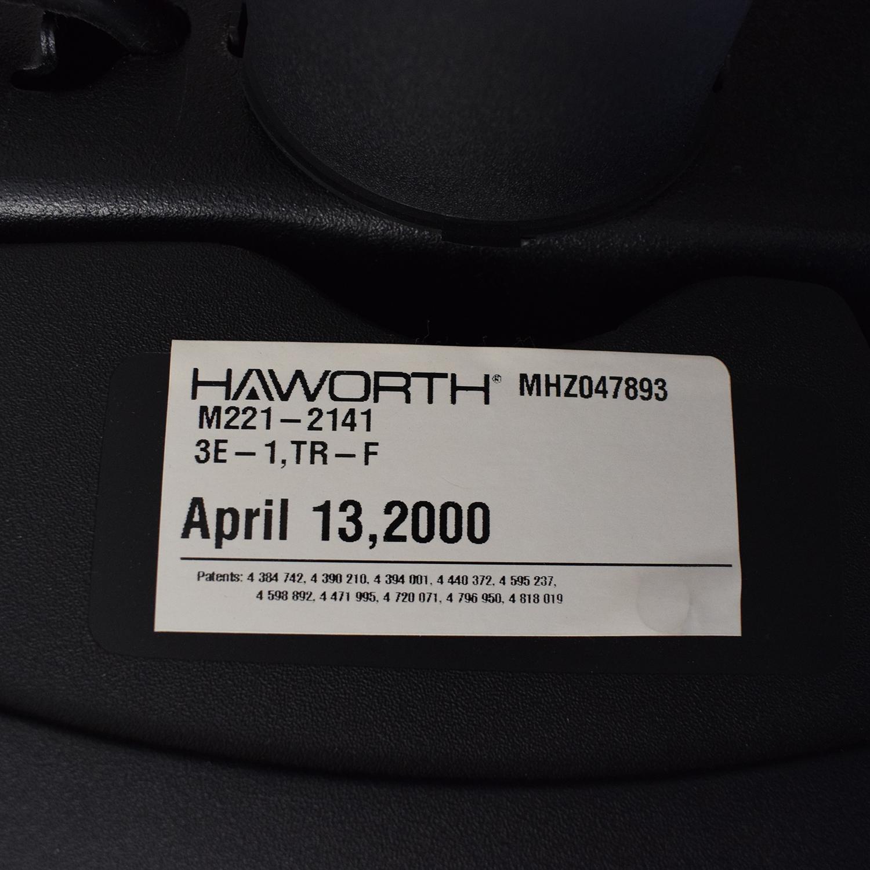 buy Haworth Improv Office Desk Chair Haworth Chairs