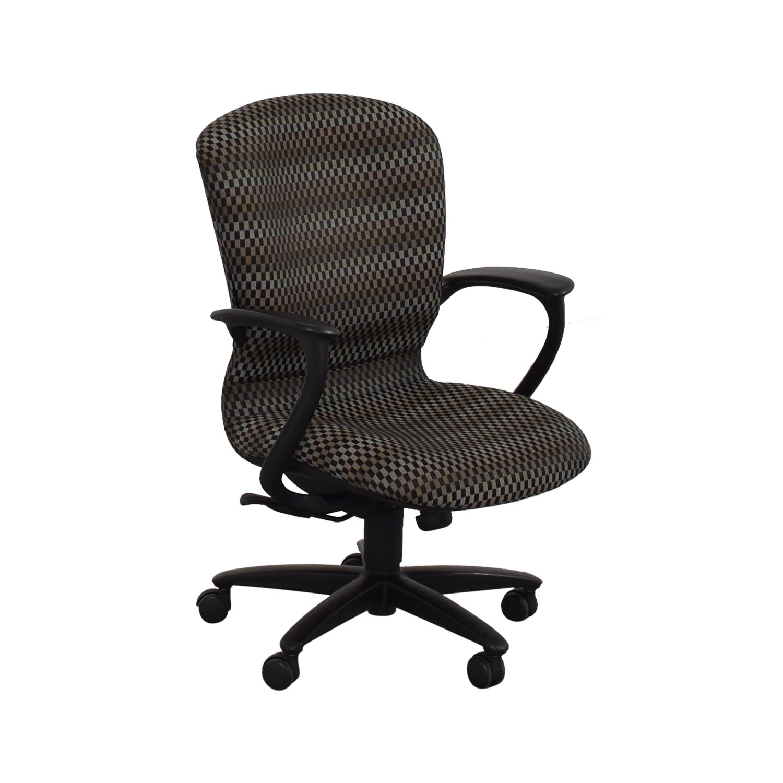 buy Haworth Improv Office Desk Chair Haworth
