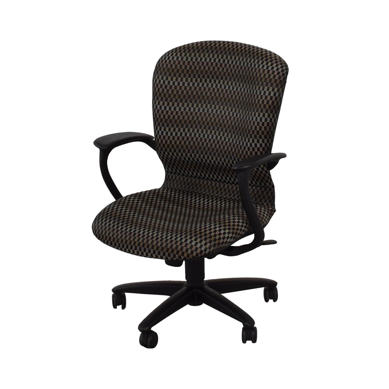Haworth Haworth Improv Office Desk Chair multi