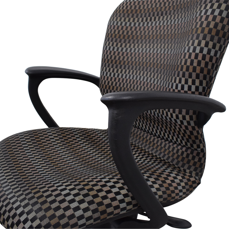 Haworth Haworth Improv Office Desk Chair ct