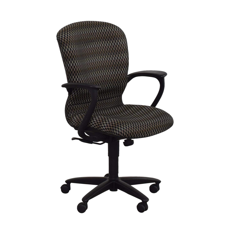Haworth Haworth Improv Office Desk Chair used