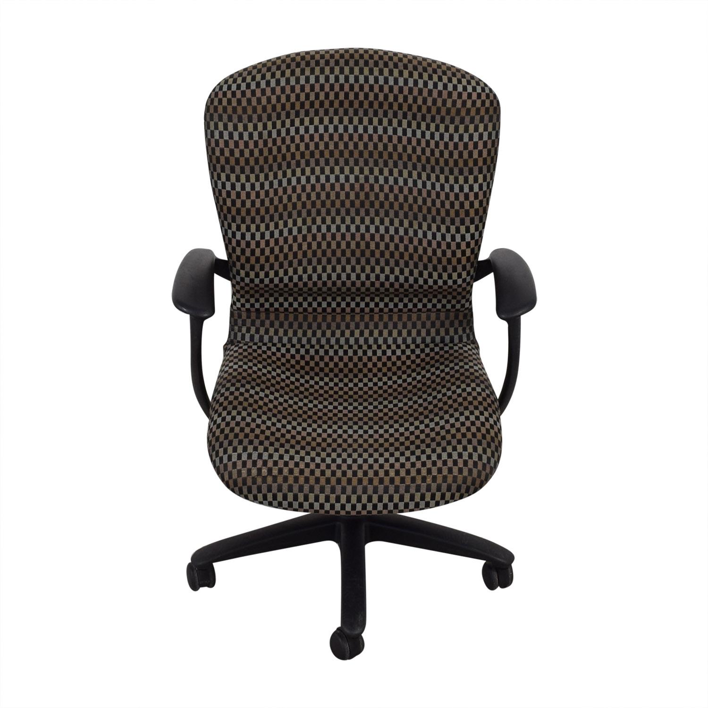 Haworth Haworth Improv Office Desk Chair Chairs