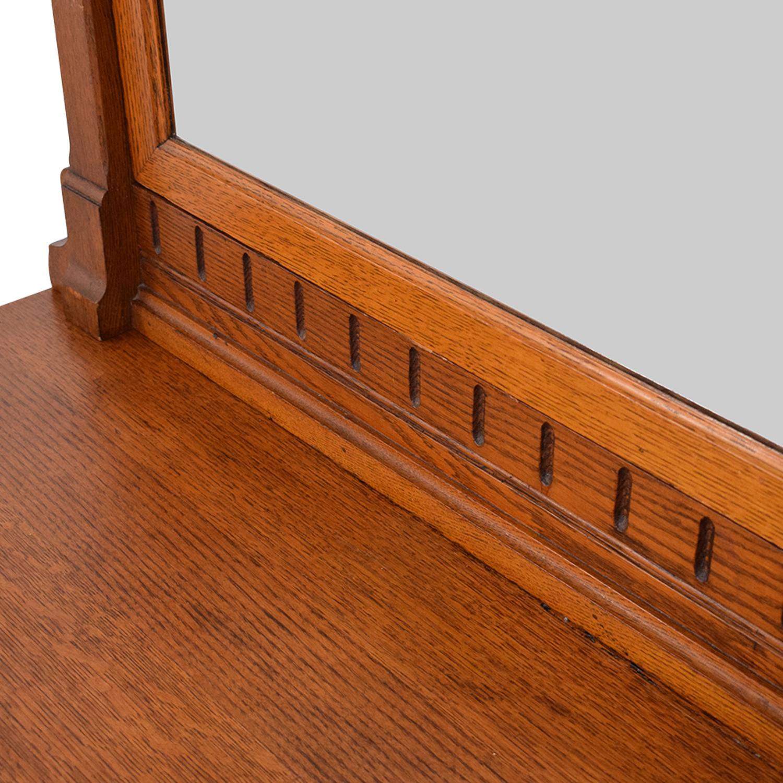 Woodward Furniture Works Dresser with Mirror sale