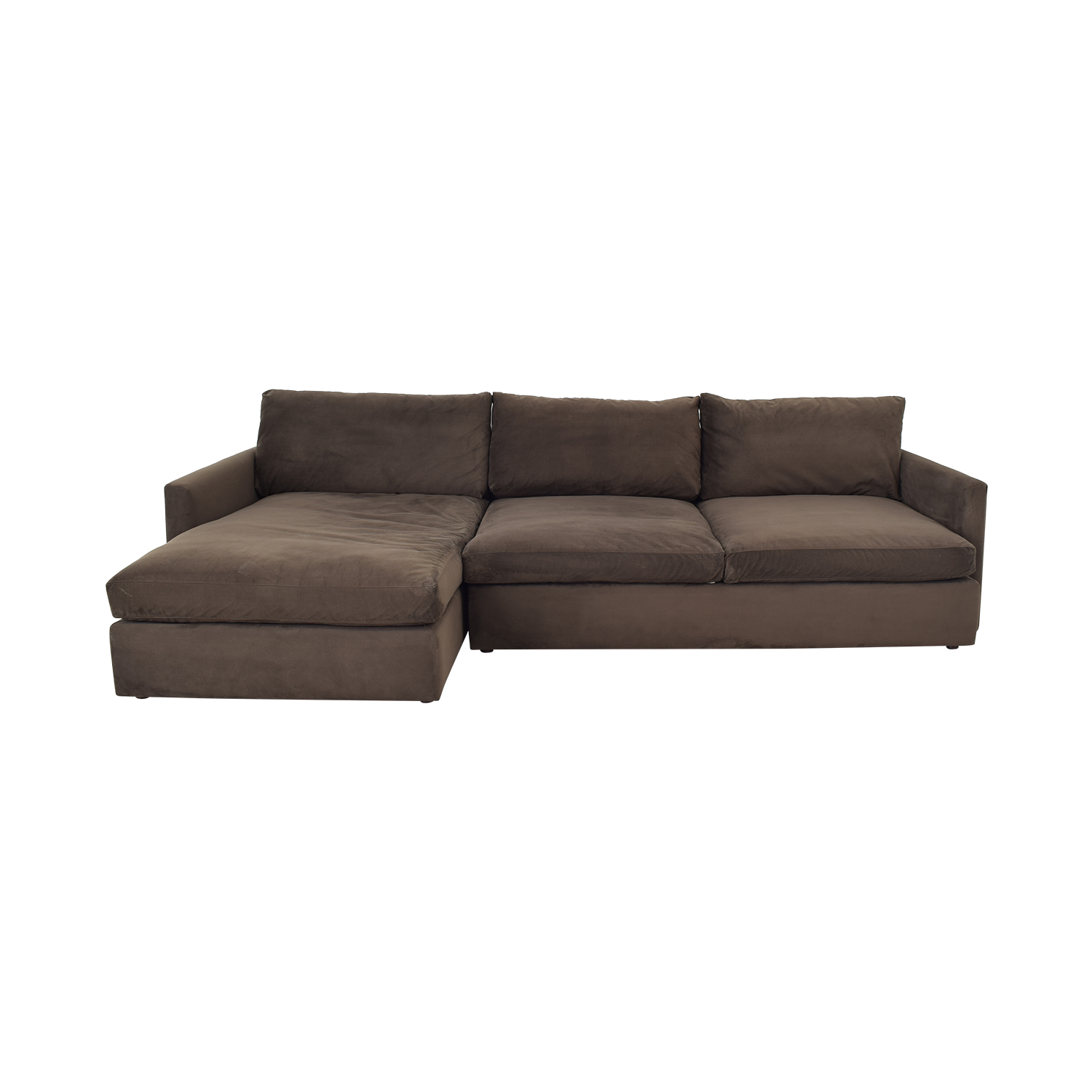 Crate & Barrel Crate & Barrel Lounge II 2-Piece Sectional Sofa discount