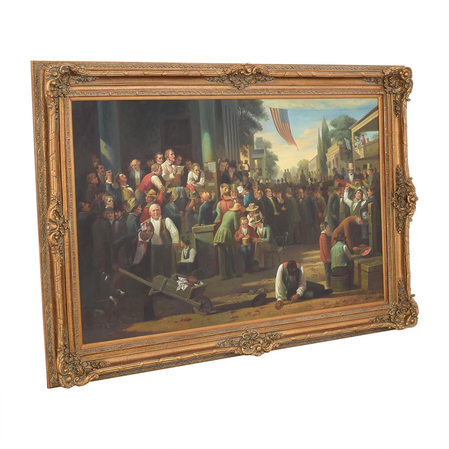 Reproduction Painting ct