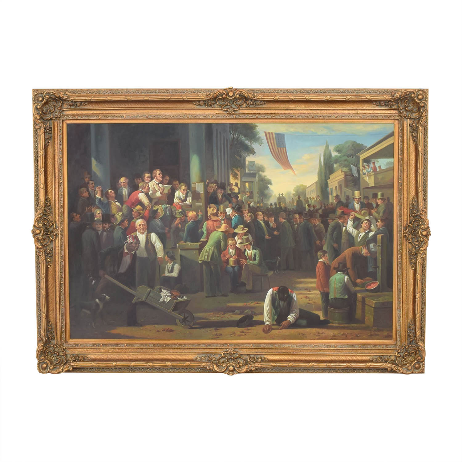 Reproduction Painting on sale