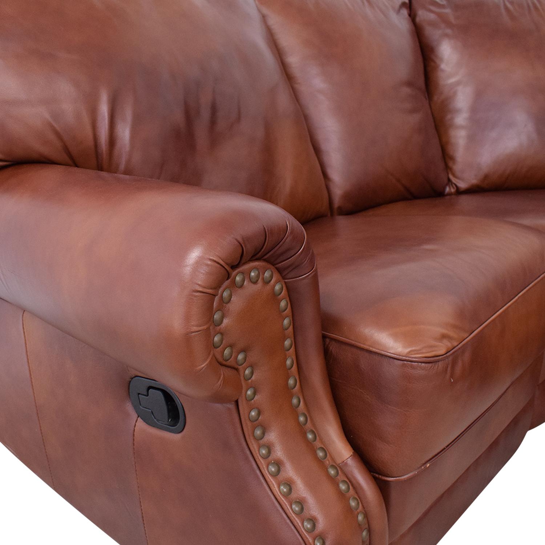 buy DeCoro DeCoro Rounded Corner Sectional Sofa online