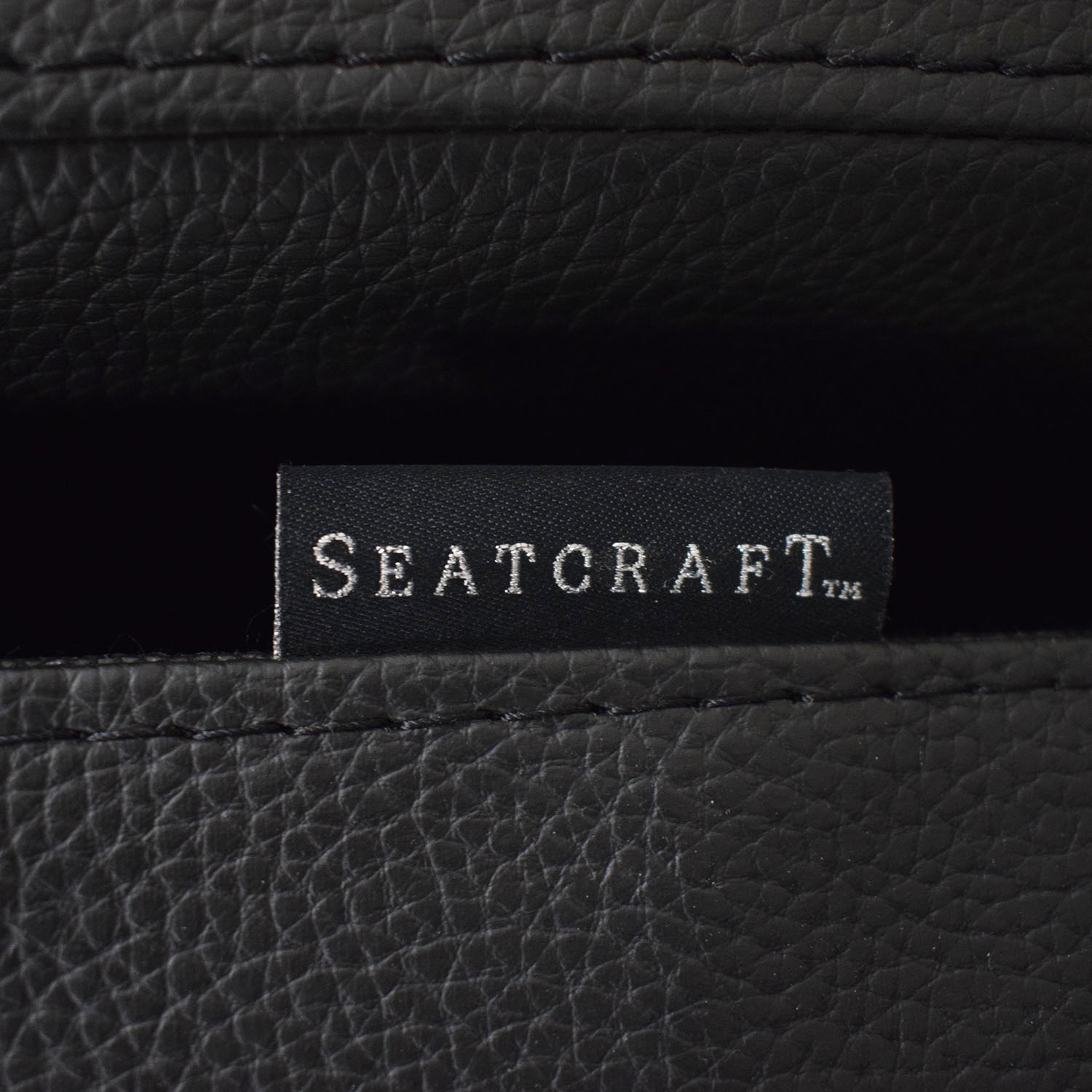 Seatcraft Seatcraft Diamante Home Theater Seating Leather Power Recliner