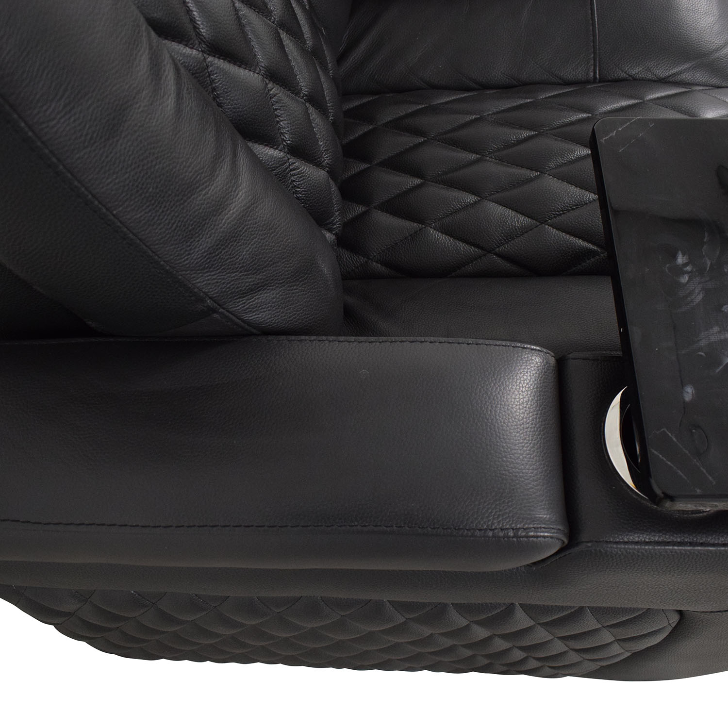 Seatcraft Diamante Home Theater Seating Leather Power Recliner / Chairs