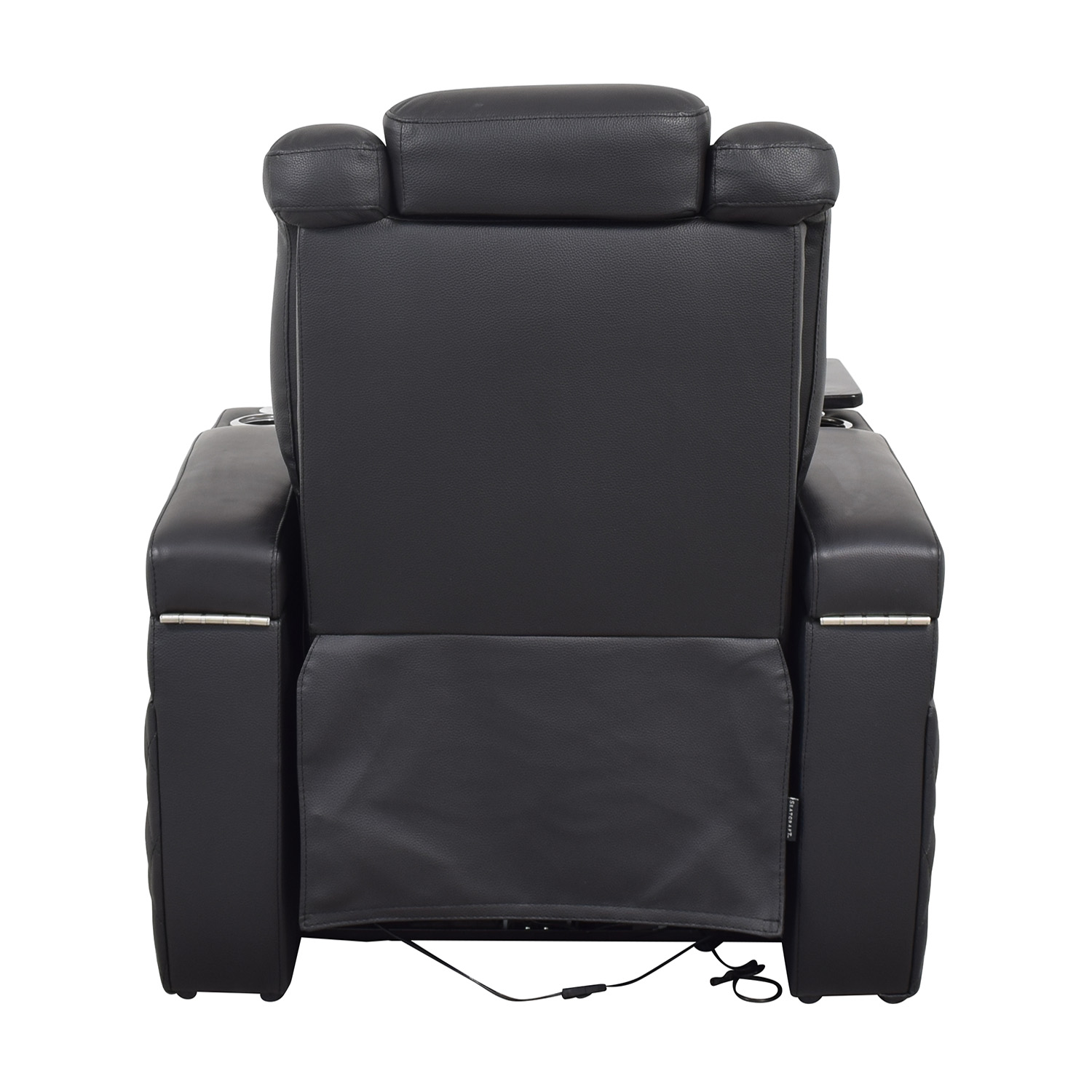 Seatcraft Seatcraft Diamante Home Theater Seating Leather Power Recliner price