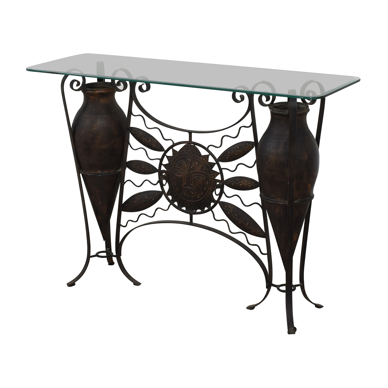 Glass Console Table / Accent Tables