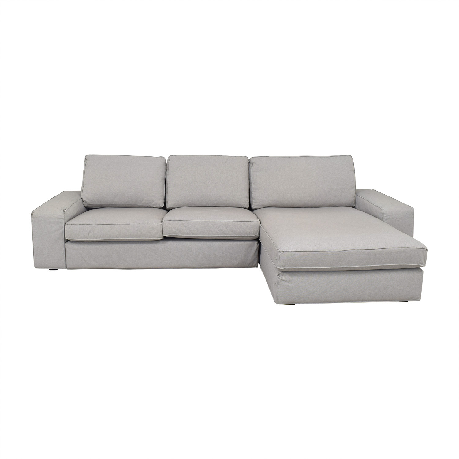 IKEA IKEA KIVIK Sofa Orrsta Chaise coupon