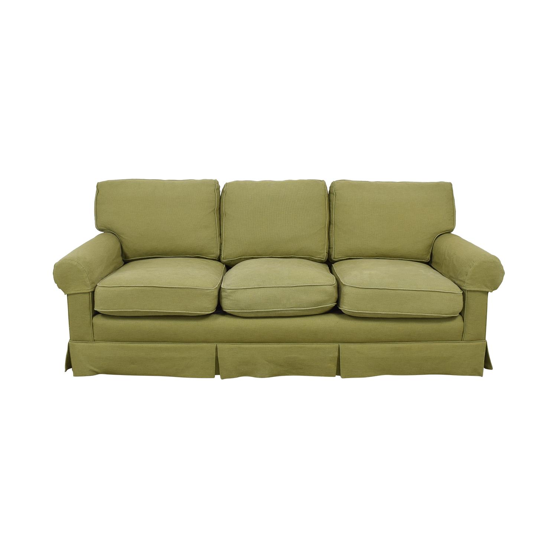 Calico Calico Corners Slipcovered Sofa