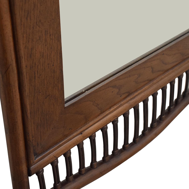 shop Ficks Reed Rattan Wall Mirror Ficks Reed Decor