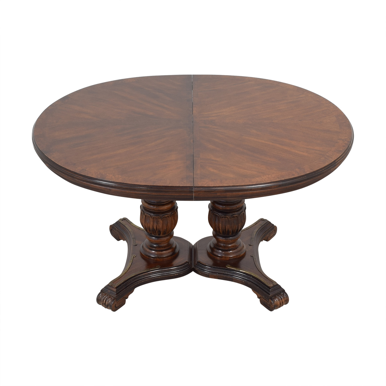 Vintage Expandable Dining Table Tables