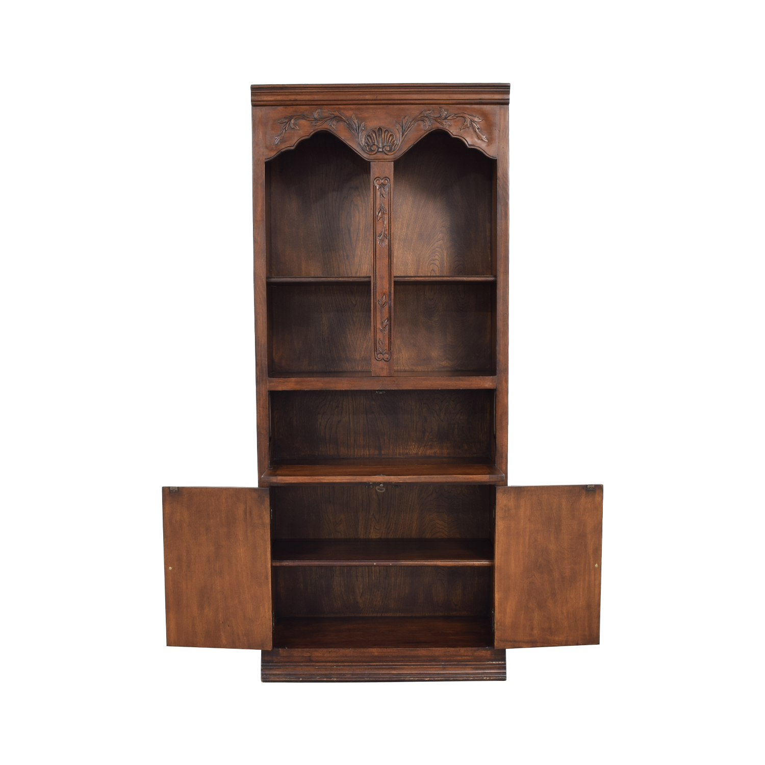 Bookcase with Cabinets pa