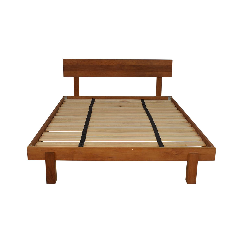 buy Room & Board Anders Queen Bed Room & Board Bed Frames