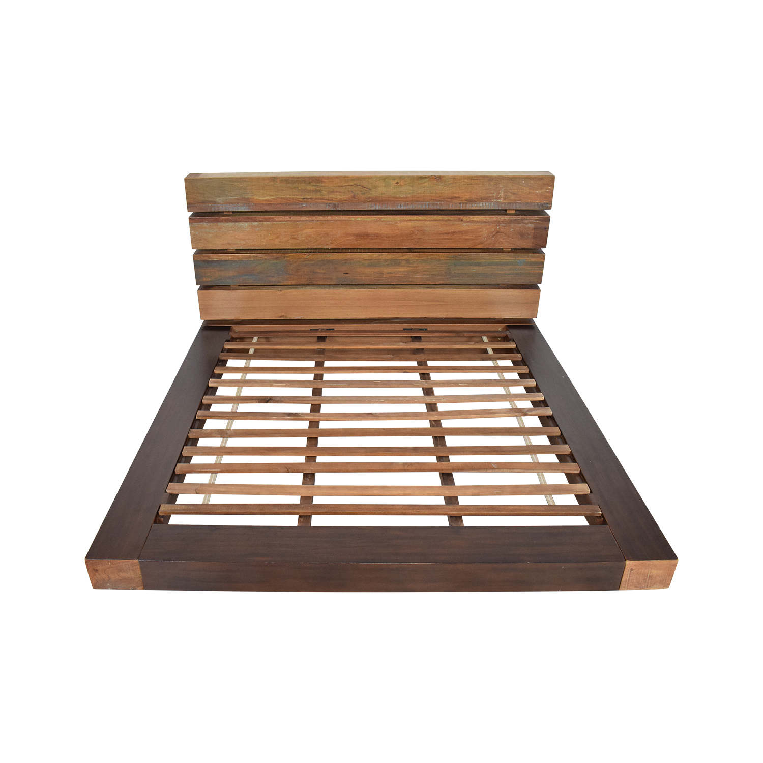 ABC Carpet & Home ABC Carpet & Home Rustic King Bed Frame price