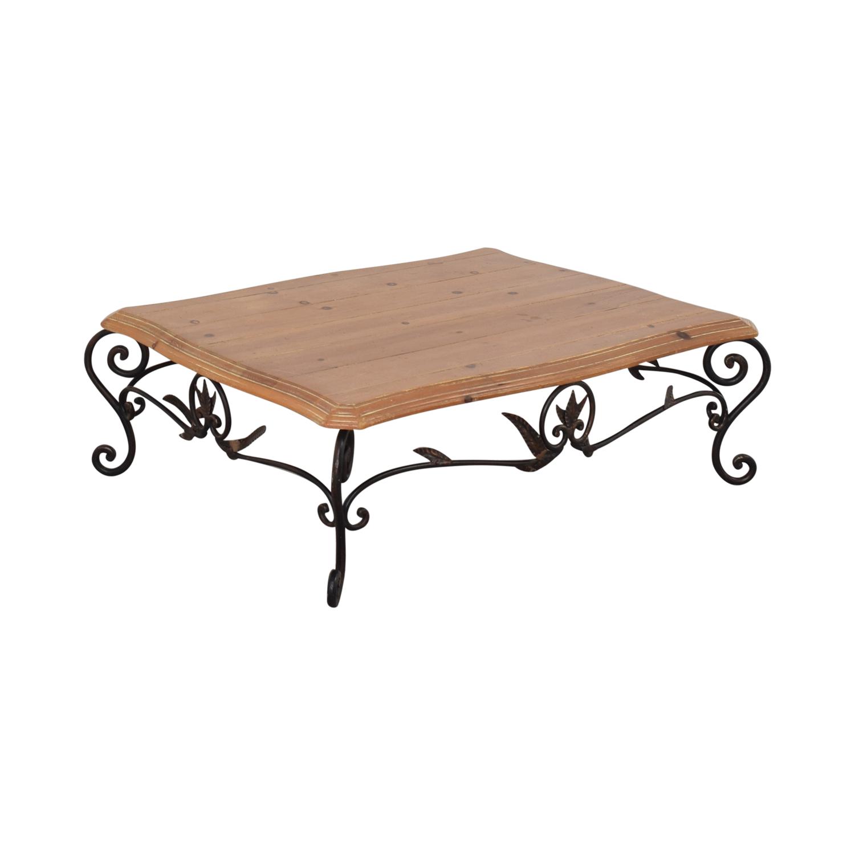 Ballard Designs Ballard Designs Coffee Table Tables