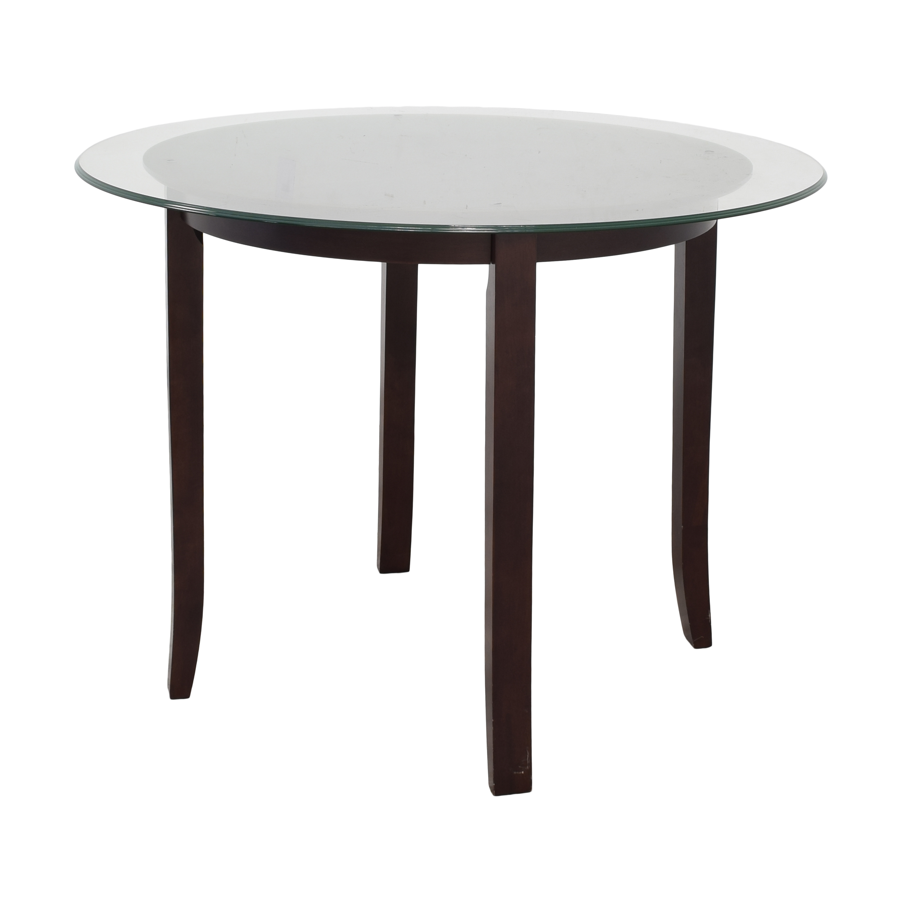 buy Rooms To Go Rooms To Go Keefer High Top Dining Room Table online