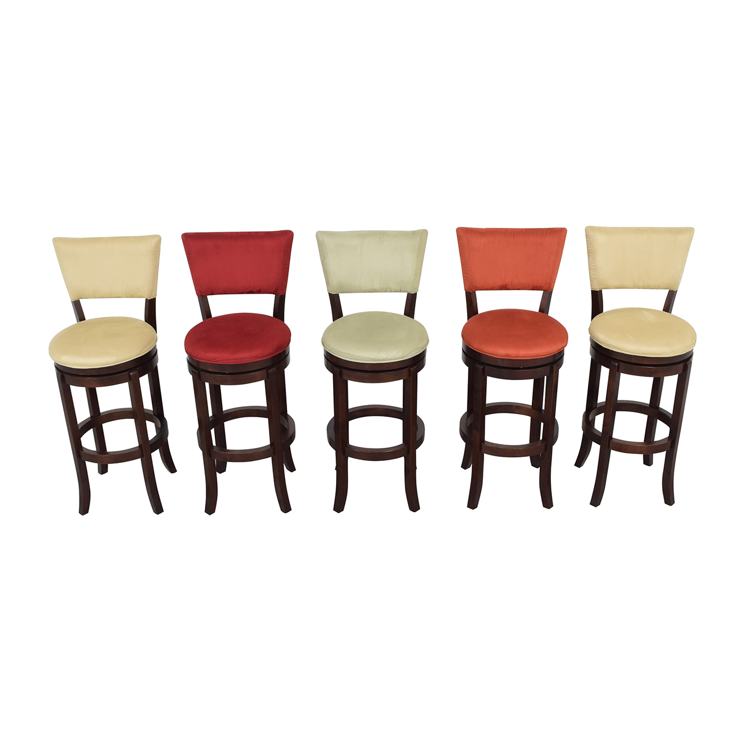 Rooms To Go Rooms To Go Keefer Bar Stools used