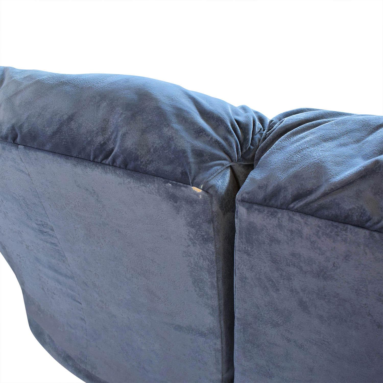 buy Raymour & Flanigan Sectional Sofa with Sleeper Raymour & Flanigan
