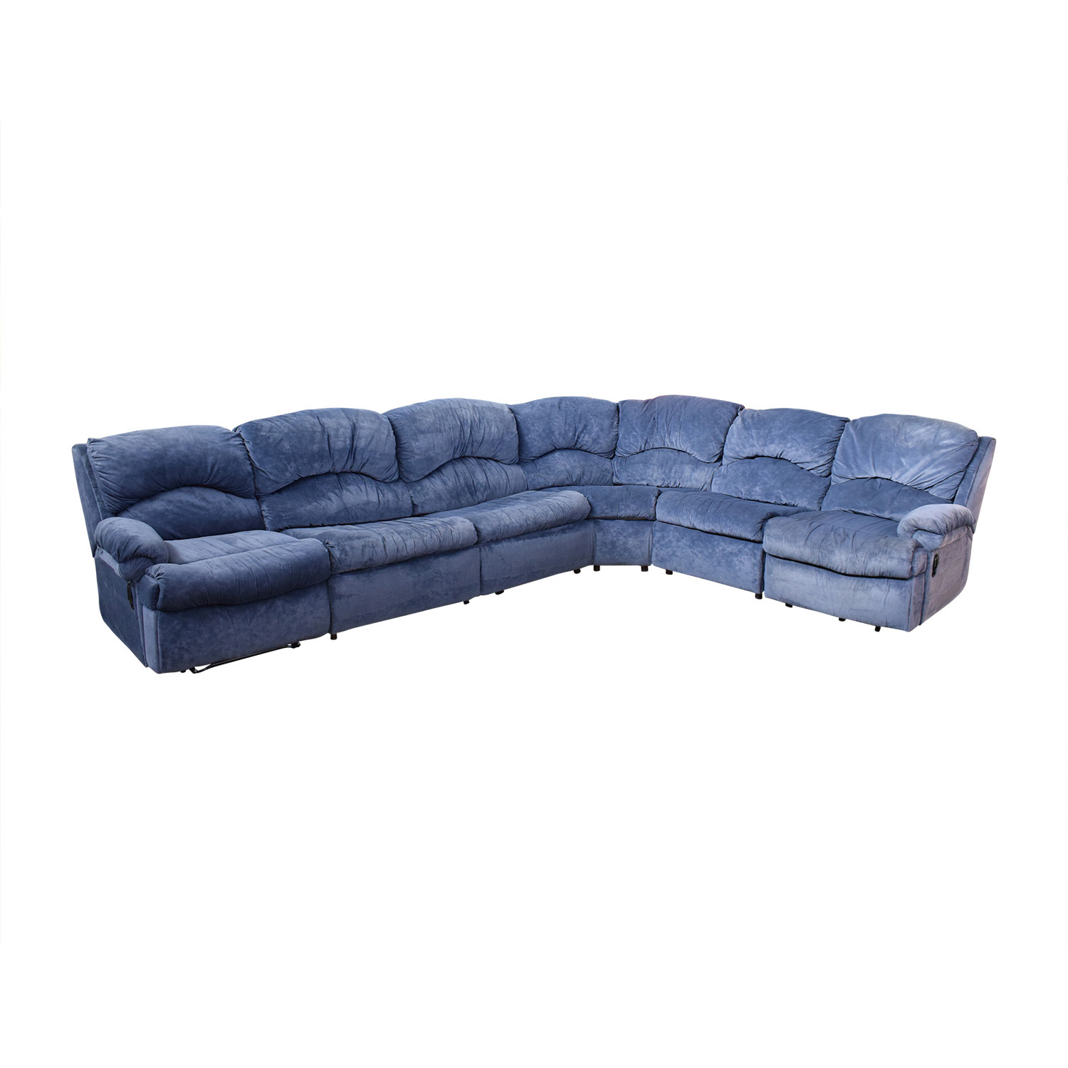 shop Raymour & Flanigan Raymour & Flanigan Sectional Sofa with Sleeper online