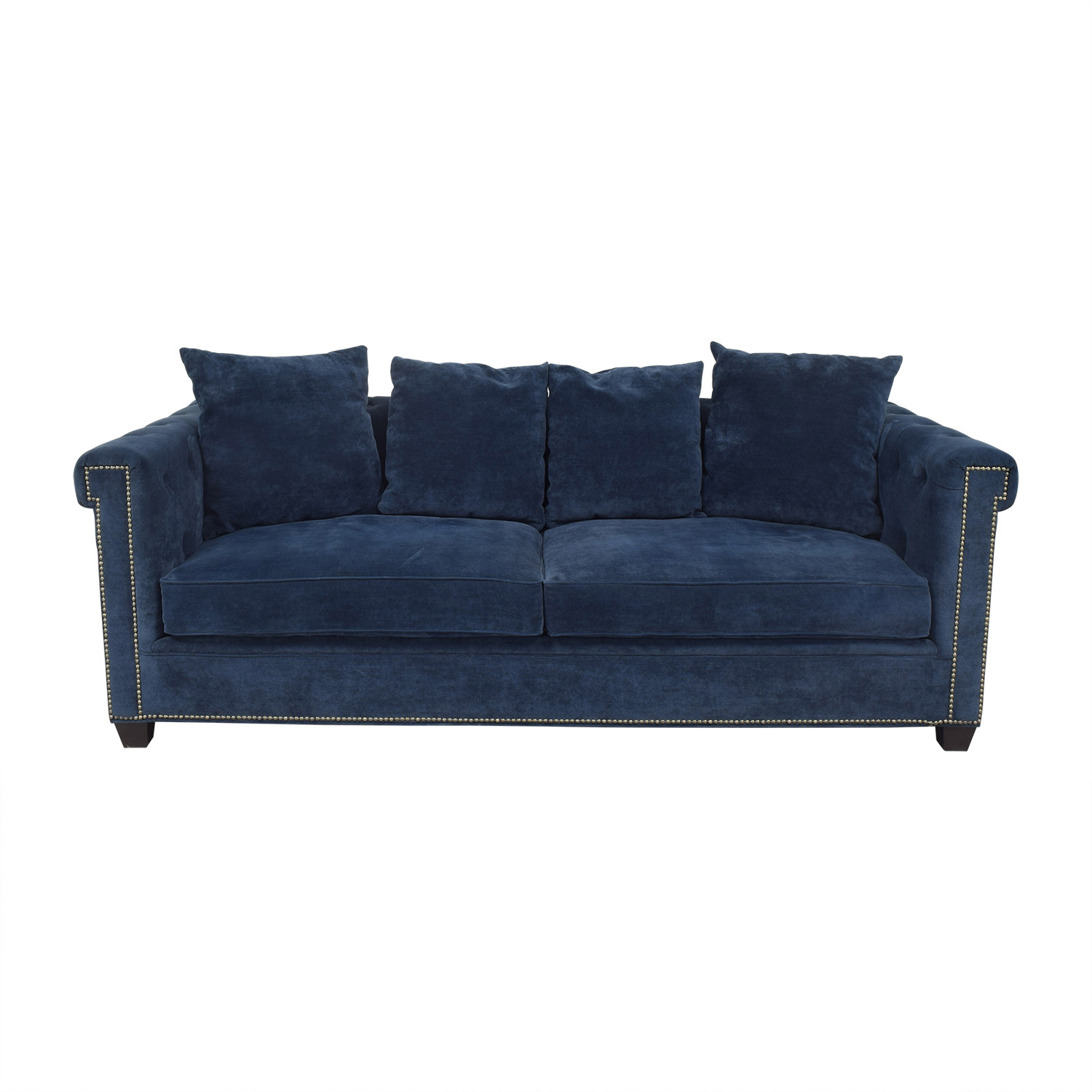 shop Jonathan Louis Nailhead Trim Sofa Jonathan Louis