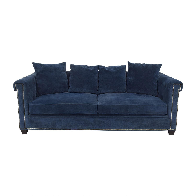 Jonathan Louis Jonathan Louis Fabric Sofa pa