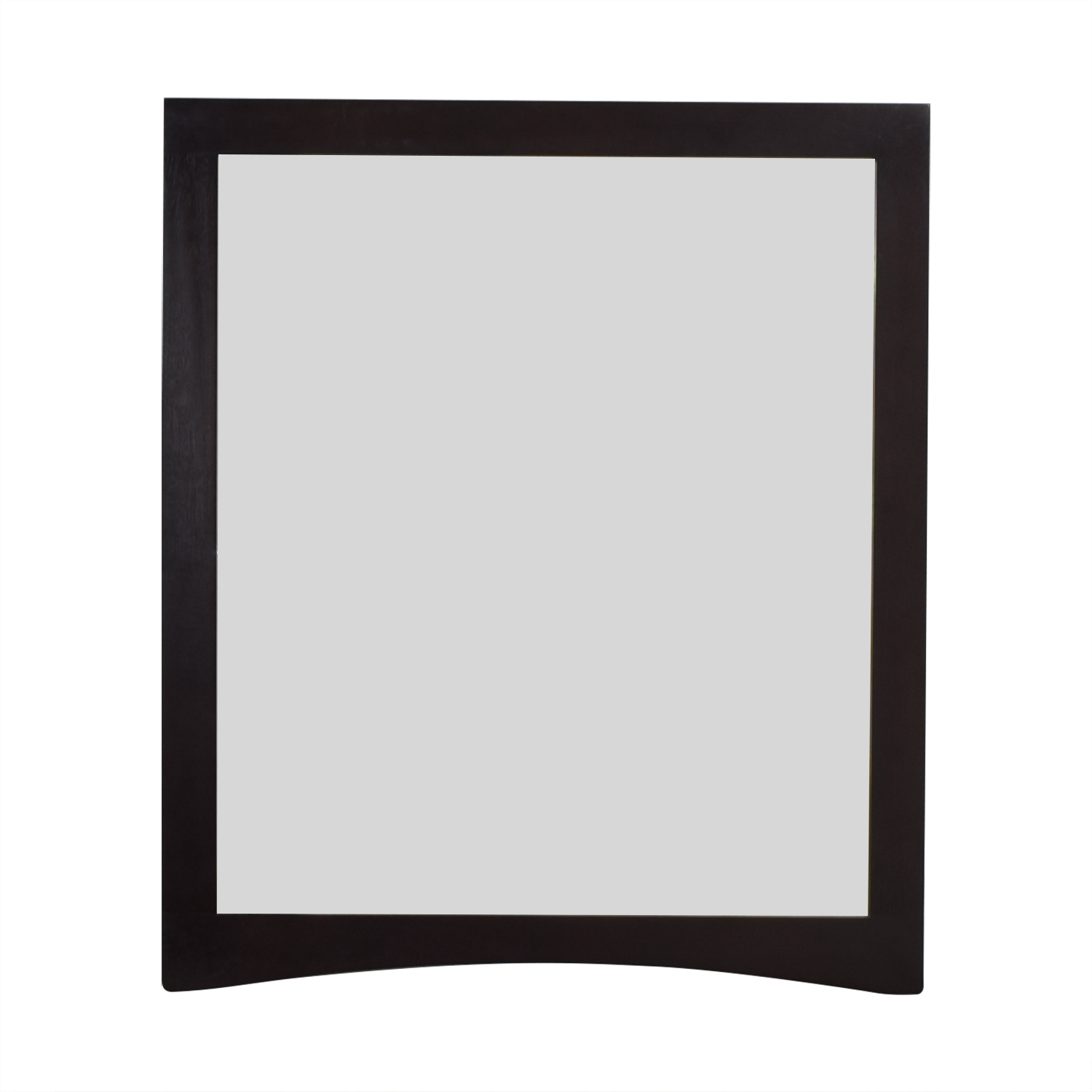 Coaster Fine Furniture Coaster Fine Furniture Square Mirror dark brown