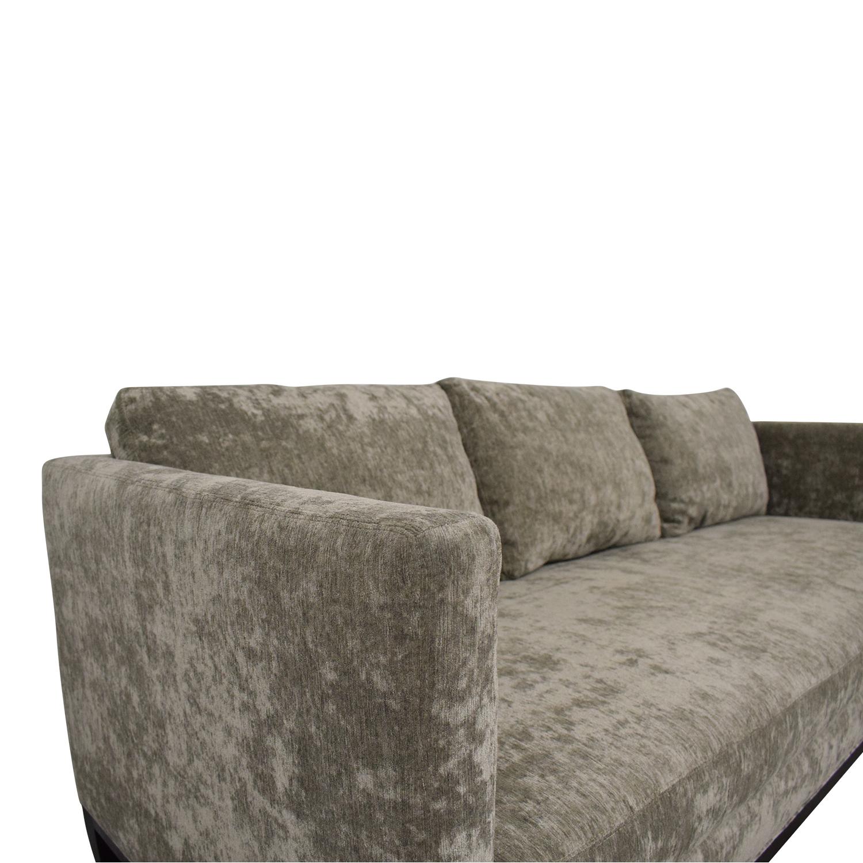 Lee Industries Lee Industries Modern Sofa grey