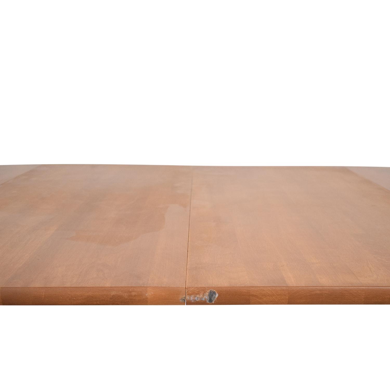 Nichols & Stone Nichols & Stone Stockbridge Pedestal Table second hand