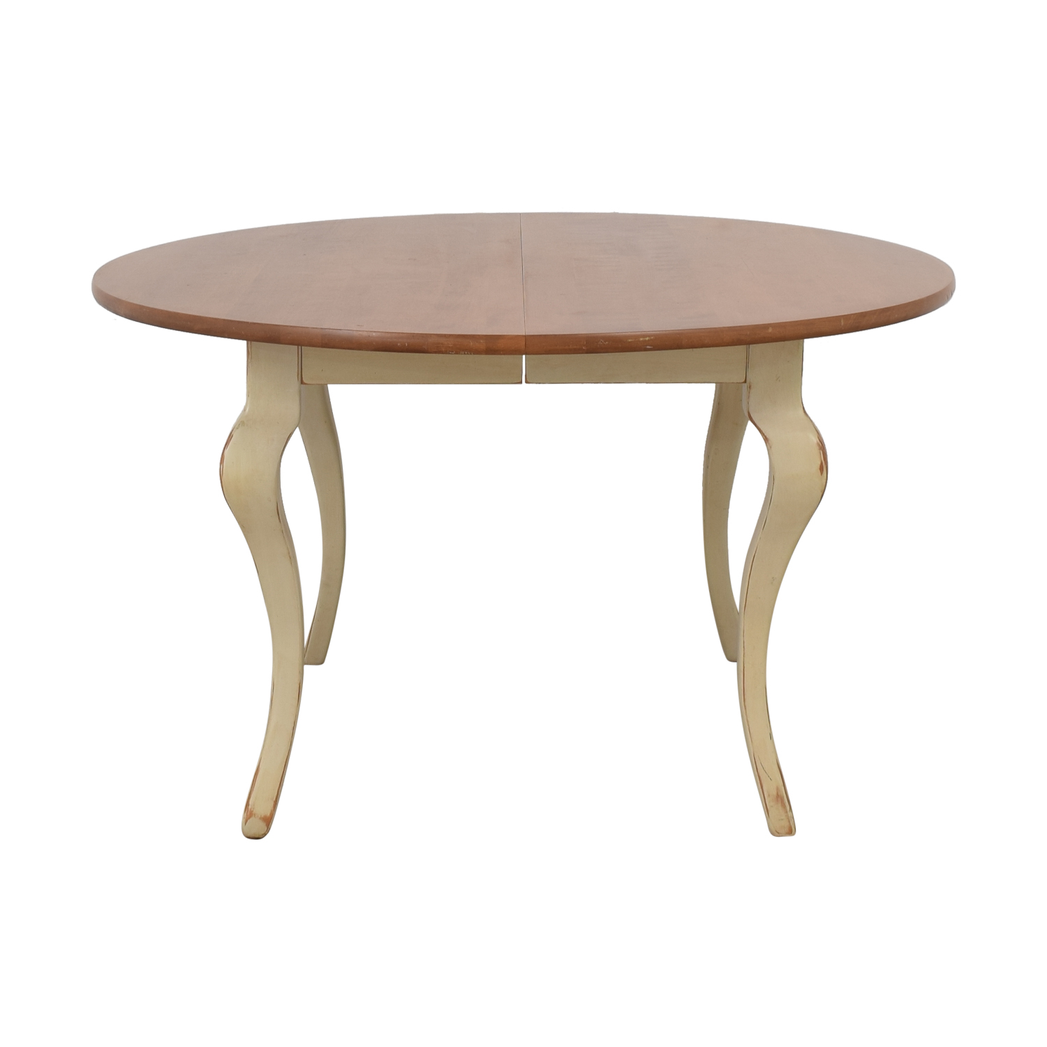Nichols & Stone Nichols & Stone Stockbridge Pedestal Table used