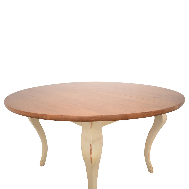 Nichols & Stone Nichols & Stone Stockbridge Pedestal Table coupon