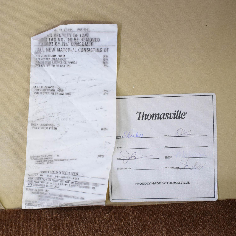 Thomasville Thomasville Roll Arm Sofa ct