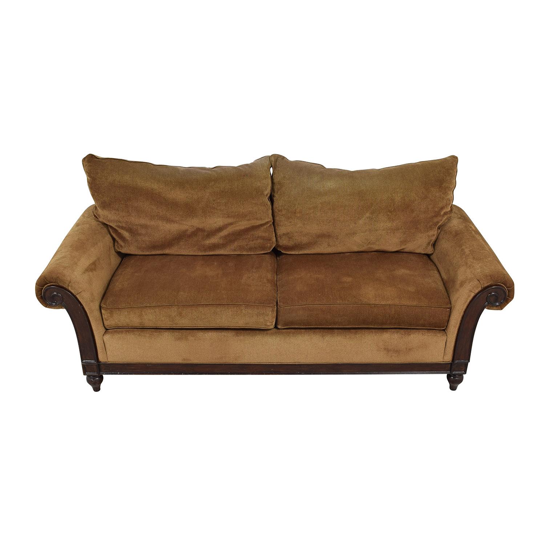 Thomasville Thomasville Roll Arm Sofa used
