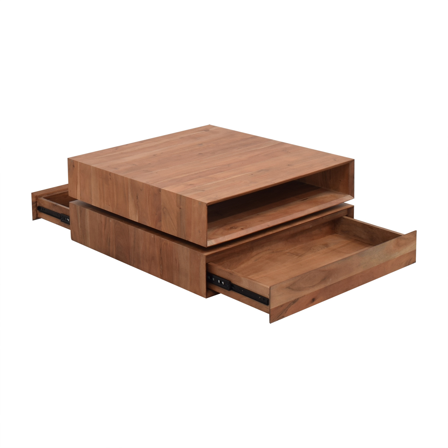 Cb2 Spin Rotating Coffee Table CB2