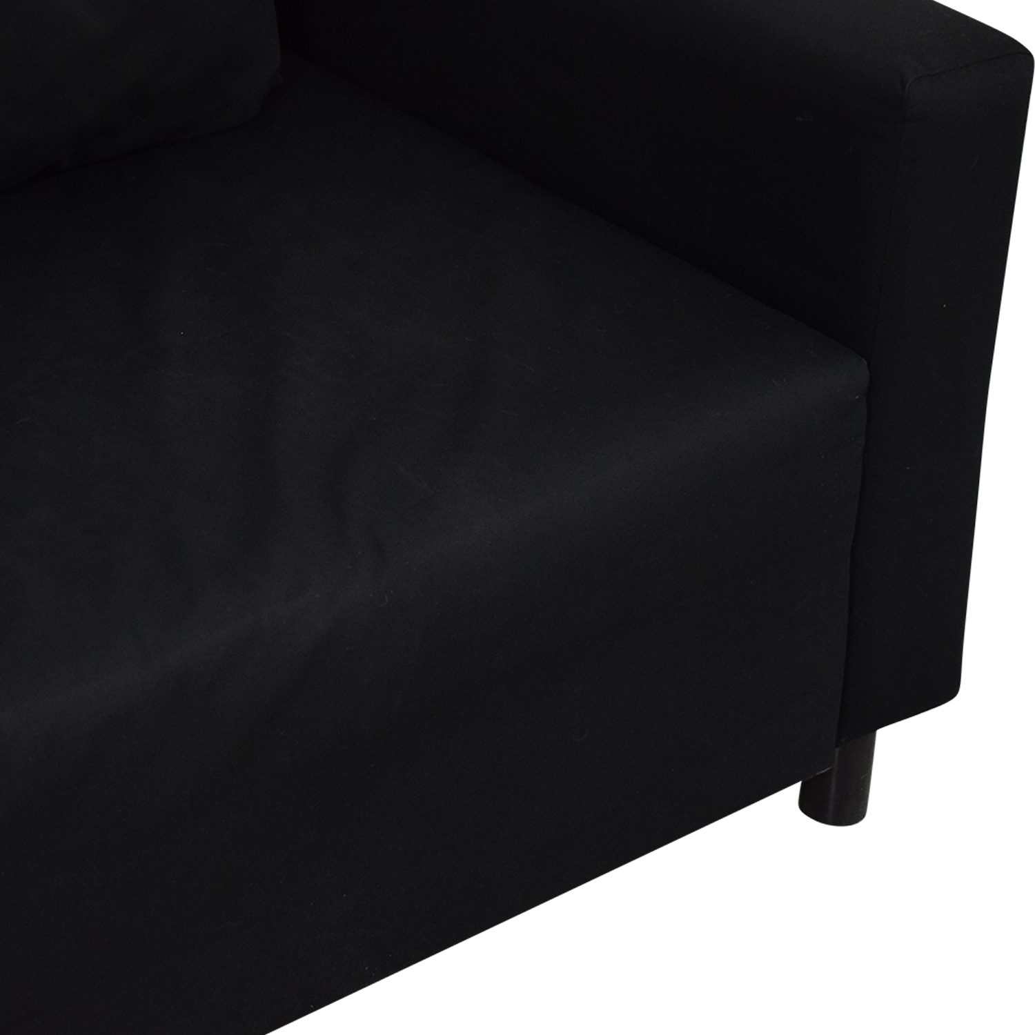 IKEA IKEA Lugnvik Sofa Bed with Chaise Lounge ct