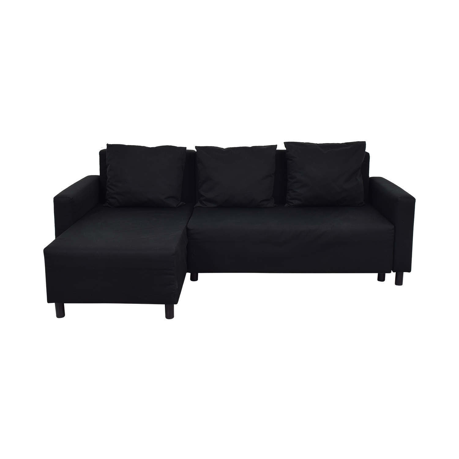 48 Off Ikea Lugnvik Sofa Bed