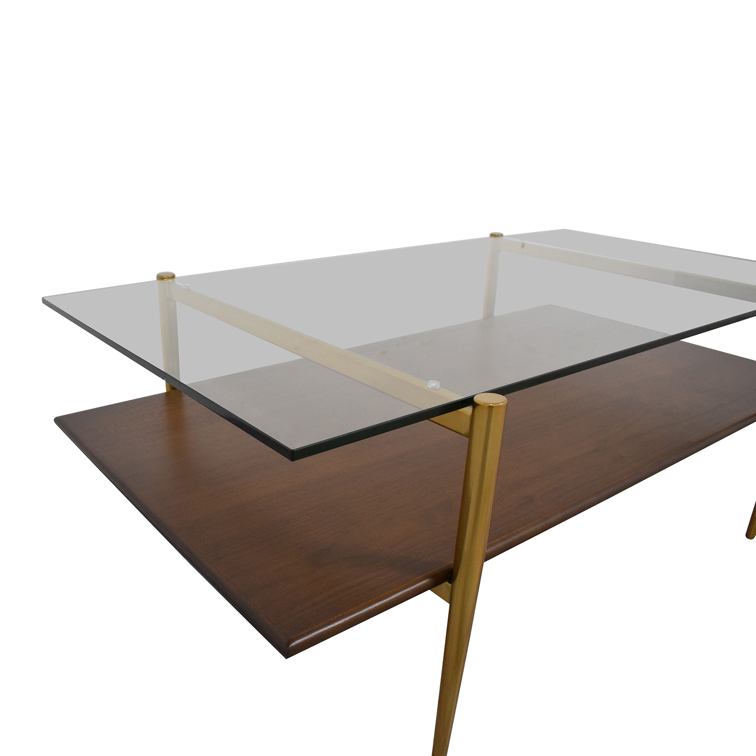 West Elm Art Display Coffee Table / Tables