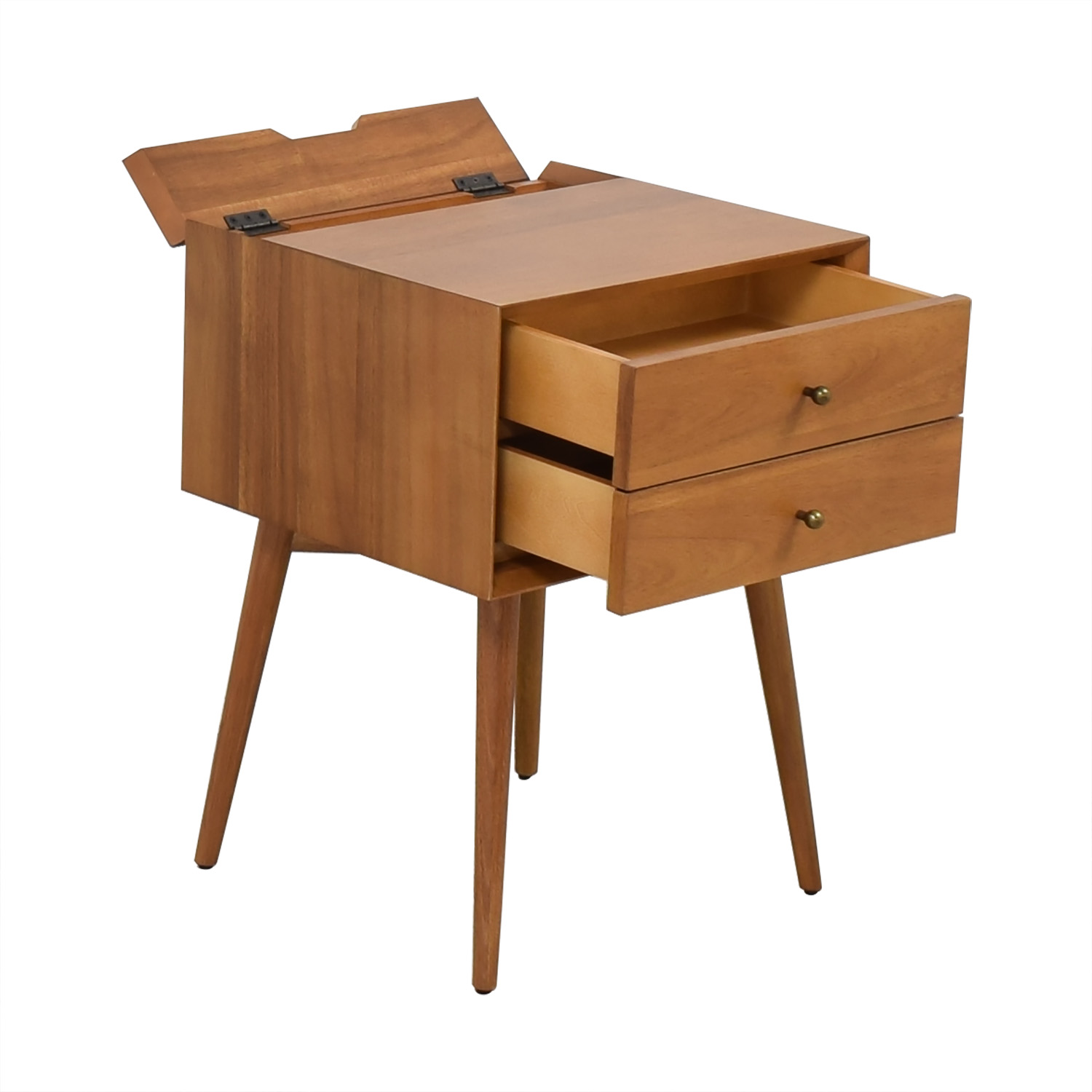 West Elm Mid Century Charging Nightstand / Tables