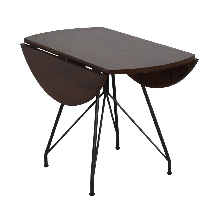 buy West Elm West Elm Jules Drop Leaf Dining Table online