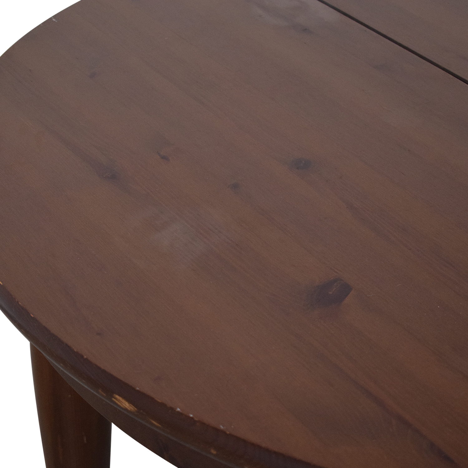 Pottery Barn Pottery Barn Round Extension Dining Table for sale
