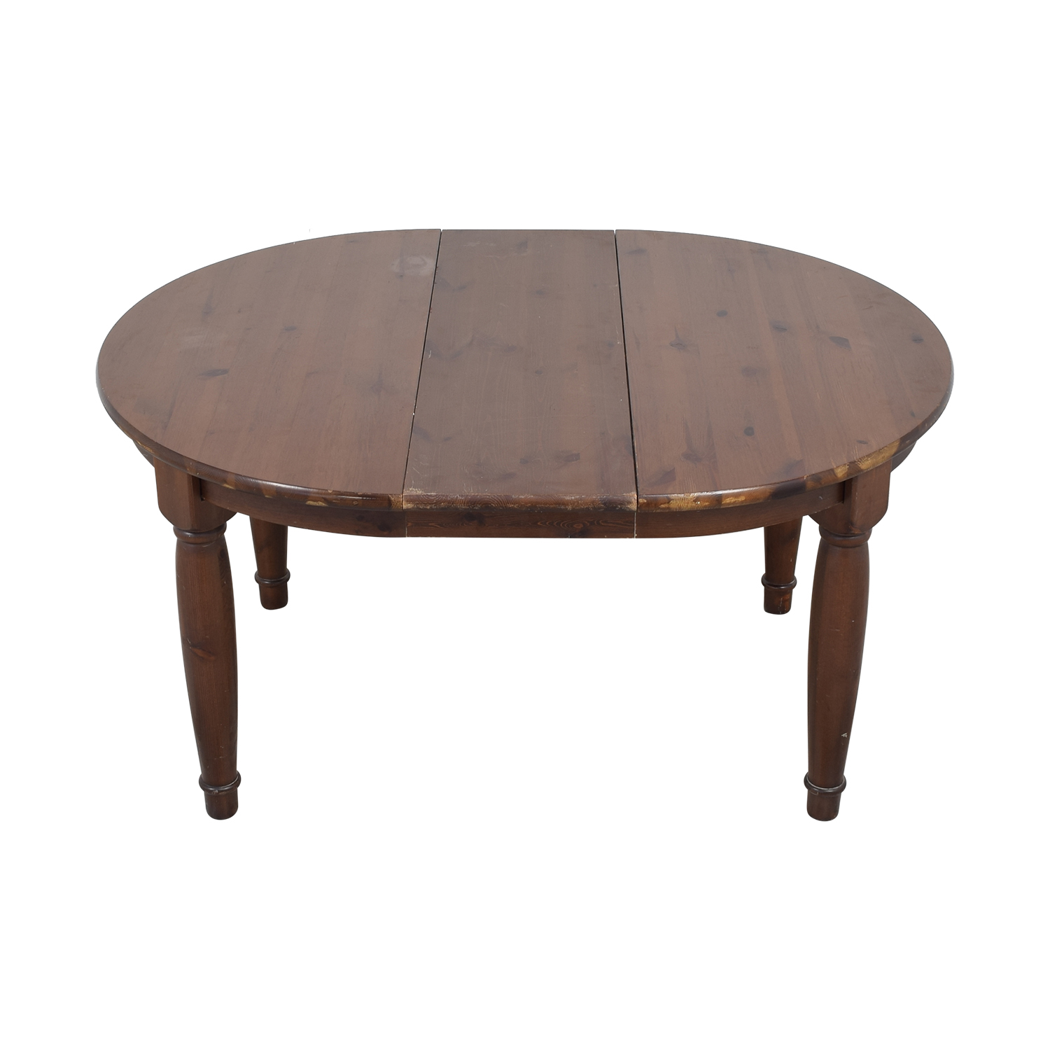 Pottery Barn Pottery Barn Round Extension Dining Table used