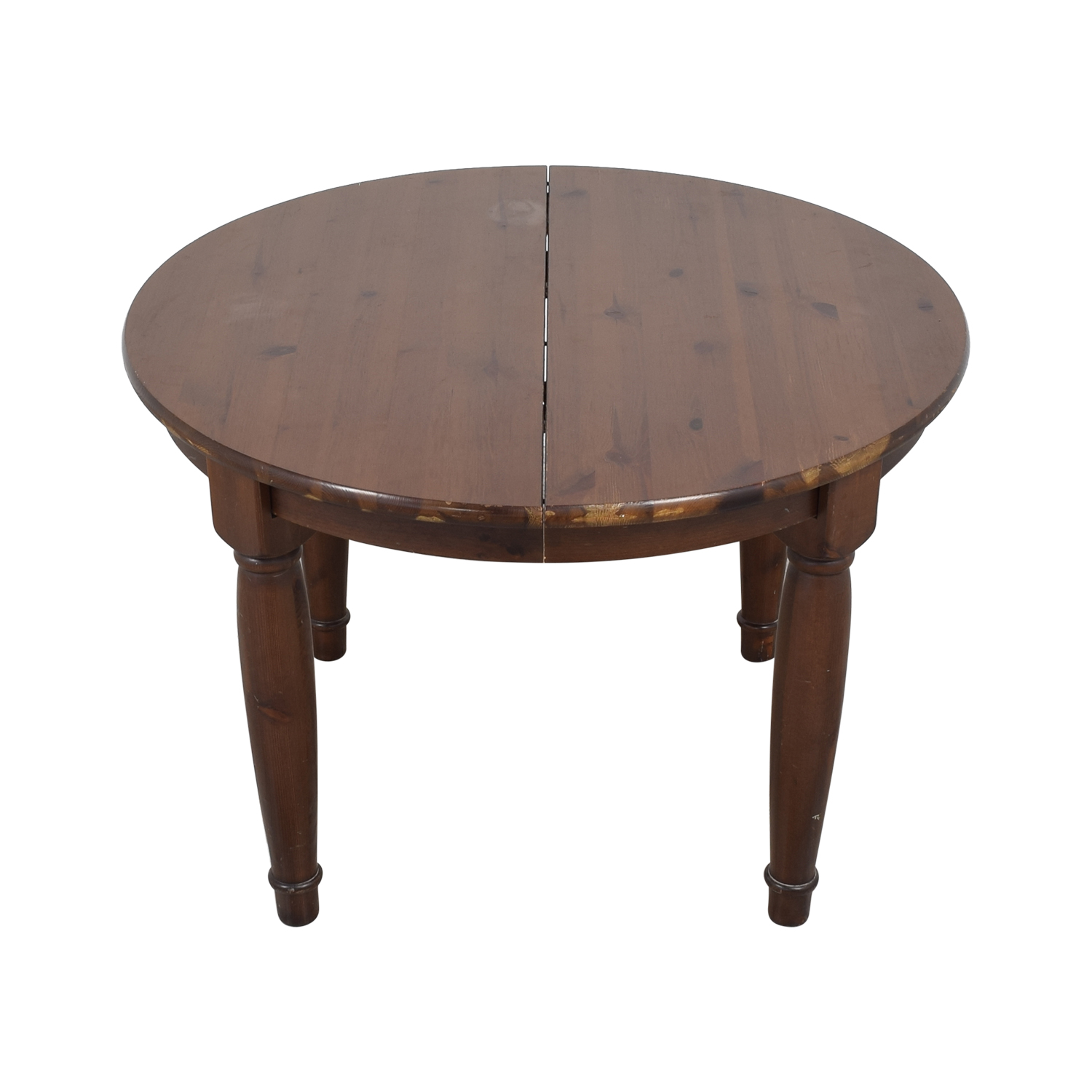 Pottery Barn Pottery Barn Round Extension Dining Table