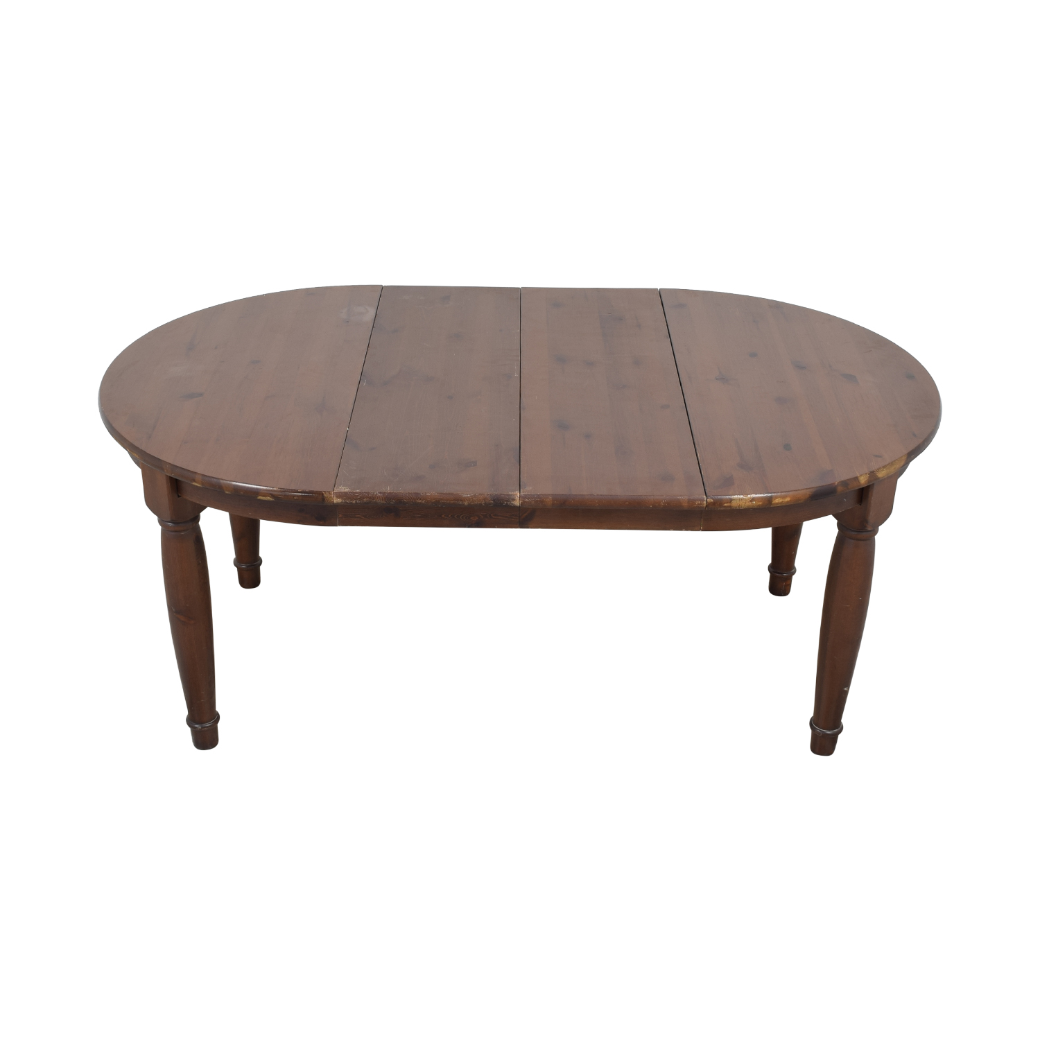 Pottery Barn Pottery Barn Round Extension Dining Table nyc